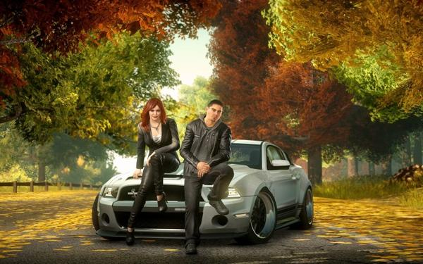 Test: Need For Speed:The Run