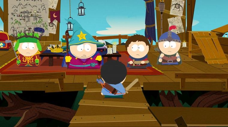 South Park: Le baton de la vérité (Stick of Truth)