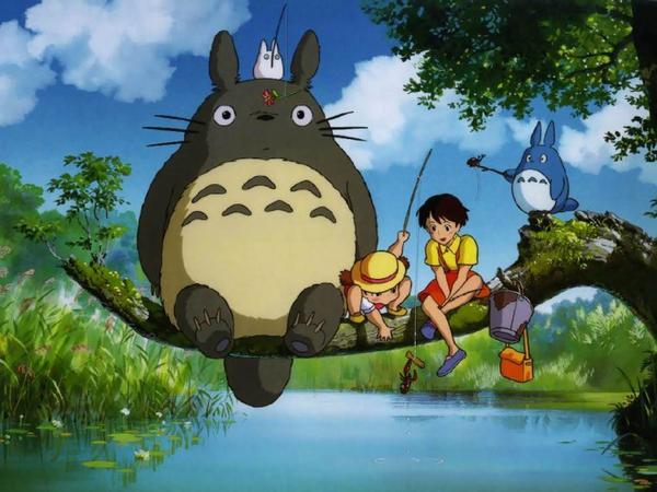 Les films d'animation chez Ghibli et autres...(mon top 5)
