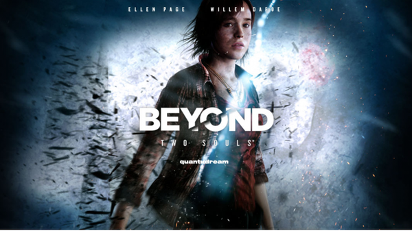 Vue sur Beyond Two Souls