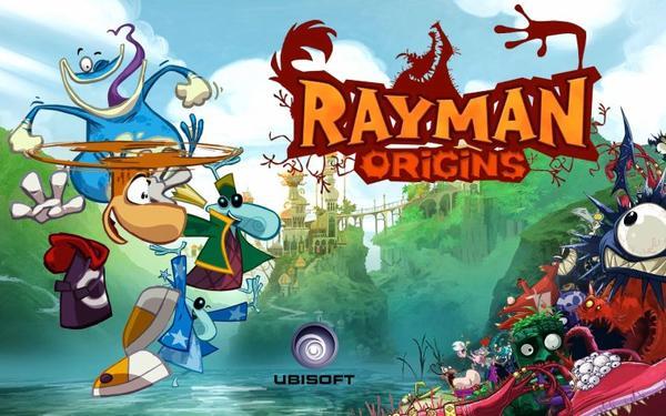 {Gaming Test} Rayman Origins/ PC
