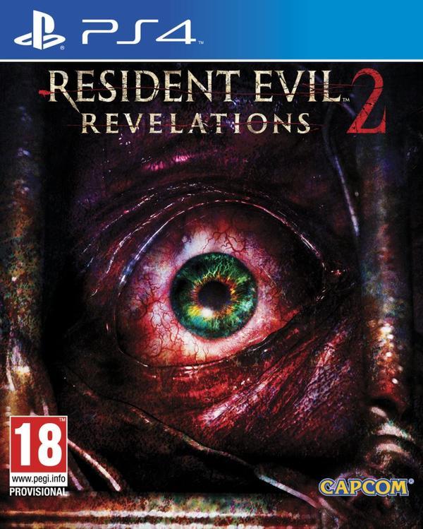 {Jeux Vidéo} Résident Evil: Révélation 2 / Sous format Episodique