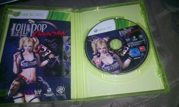 {Achat} Lollipop Chainsaw