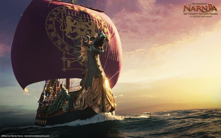 {Film} Narnia: trilogie