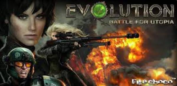{Android}: Evolution: Battle for Utopia