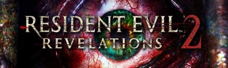 {Jeux Vidéo} Resident Evil: Revelation 2 #Episode 1