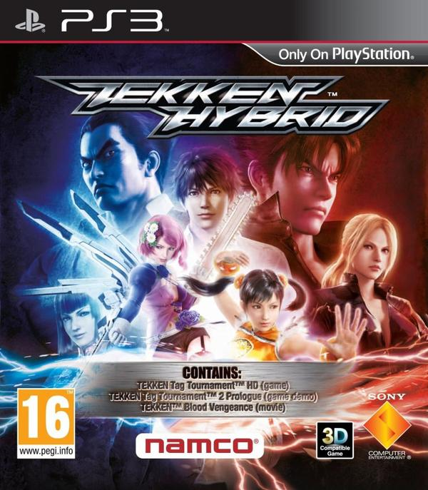 [Game-Test] Tekken Hybrid