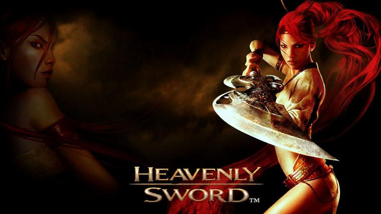 [Game-Test] Heavenly Sword