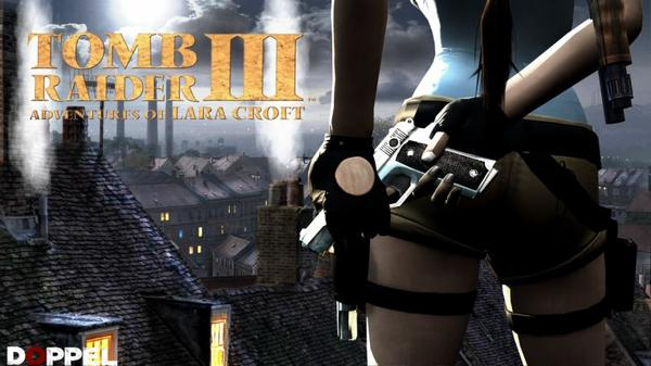 Rétro: Tomb Raider 3: Les aventures de Lara Croft (Playstation)
