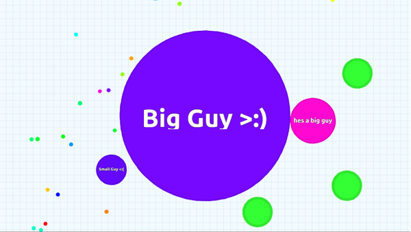 Mini Game / Agar.io: PC