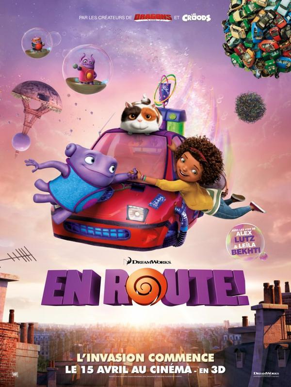 Actus Ciné / En route (home)