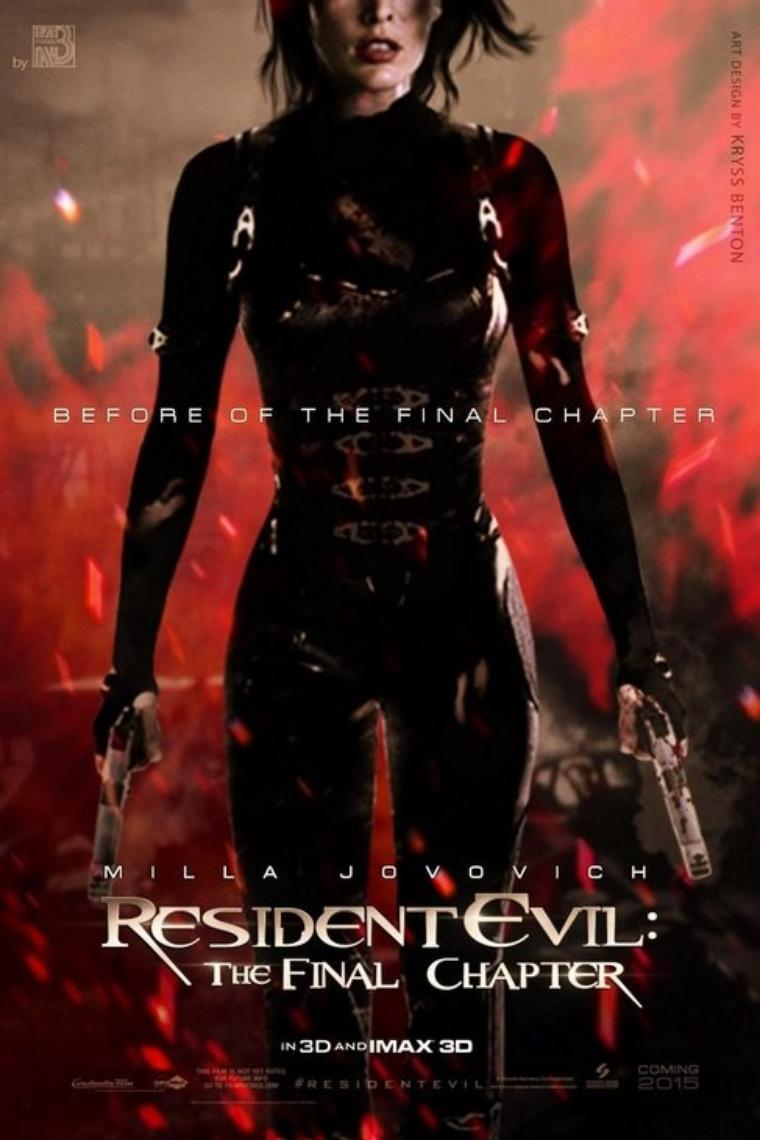 Actus Ciné / Resident Evil: The Final Chapter