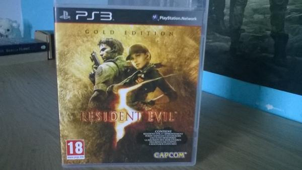 Achats / Resident Evil 5: Gold édition
