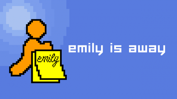 Test / Emily is away