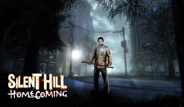 Test / Silent Hill: Homecoming