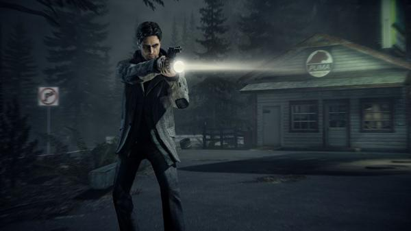 Dossier / Alan Wake