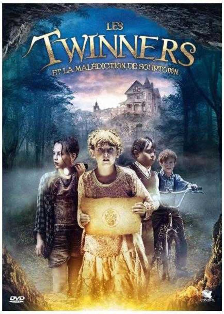 Cinéma / Les Twinners: et la malédiction de Souptown