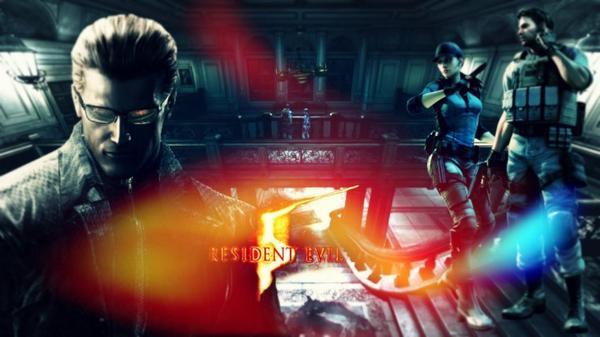 Test / Resident Evil 5: Perdu dans les cauchemars