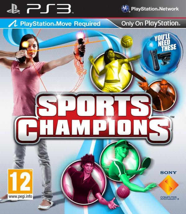 Sports Champions: Le test