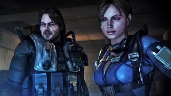Resident Evil Révélations: Le test