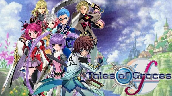 Tales of Graces F: Le test