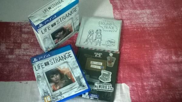 Collector: Life Is Strange: Edition limitée (achat du mois de mars)