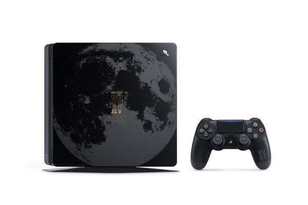 PS4 Slim édition Final Fantasy XV