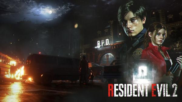 Resident Evil 2: Remake / Janvier 2019