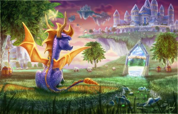 Spyro; Reignited Trilogy / Septembre 2018