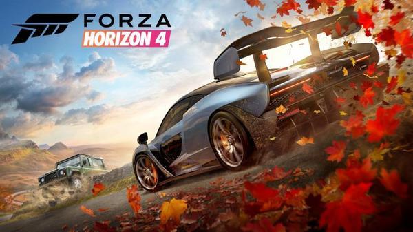 Forza Horizon 4 / Octobre 2018