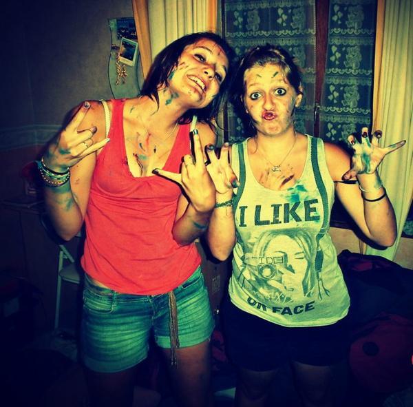 Morgane & Justine ♥