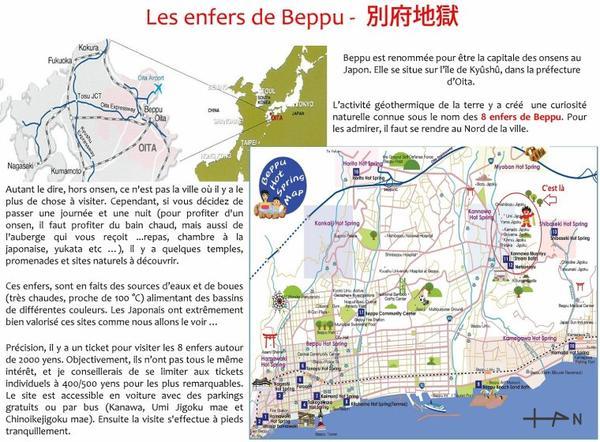 Les Enfers de Beppu