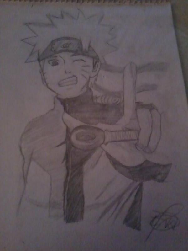 >> Dessins autres : Thème Naruto