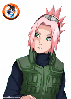 ~*~ Fiche Personnage : Sakura Haruno ~*~