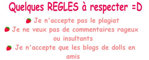 P'tites infos concernant mon blog =D