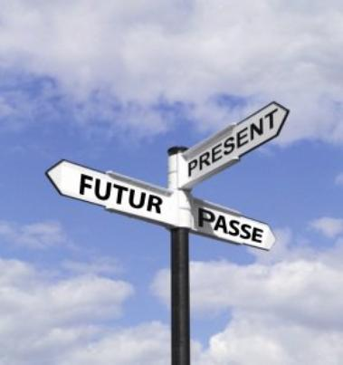 Je pleurs du passé, je néglige le présent, et j'ai peur du futur