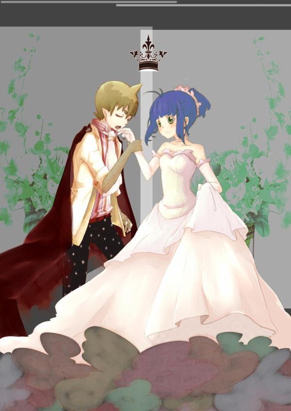 Le mariage du Roi de la Terre