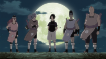 suite de la bio de sasuke