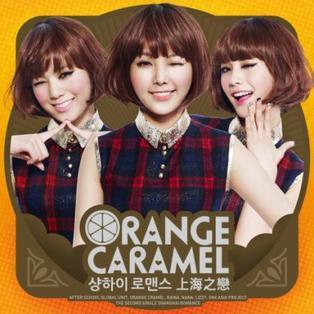 Shanghai Romance / Orange Caramel ~ (2011)