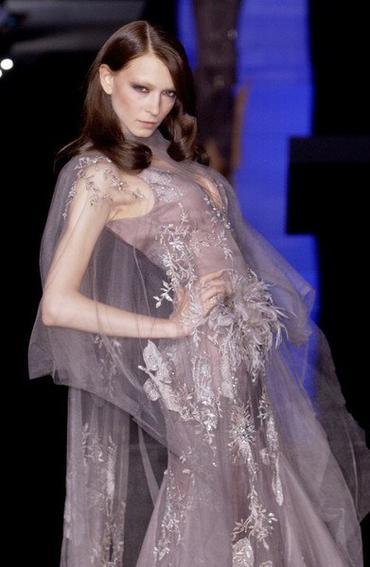 EKATERINA KASHYNTSEVA - Elie Saab Haute Couture
