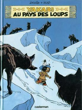 370. Yakari Au Pays Des Loups - Tome 8