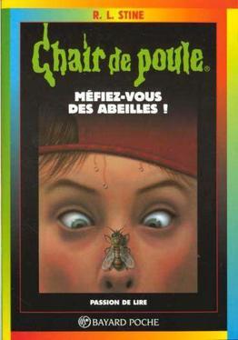 386. Méfiez-vous Des Abeilles (Lecture d'Halloween)