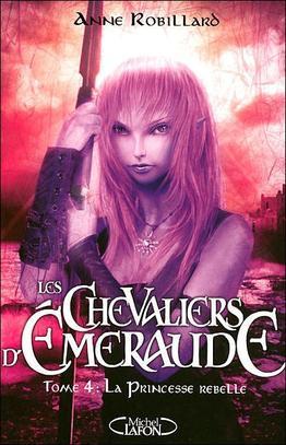 390. Les Chevaliers D'Emeraude 4