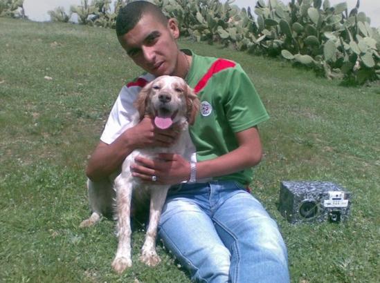 私と私の犬