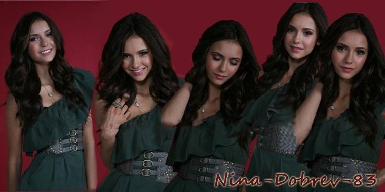 Photoshoot de Nina fait par Dean Foreman en 2010 !
