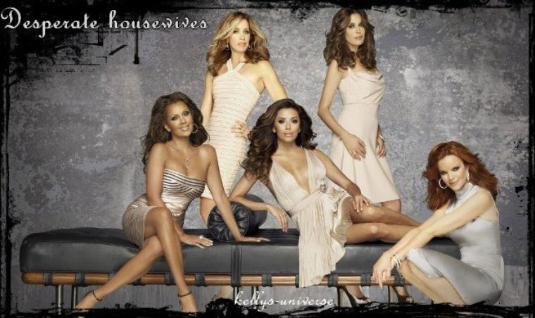 Desperate Housewives le Final saison 8