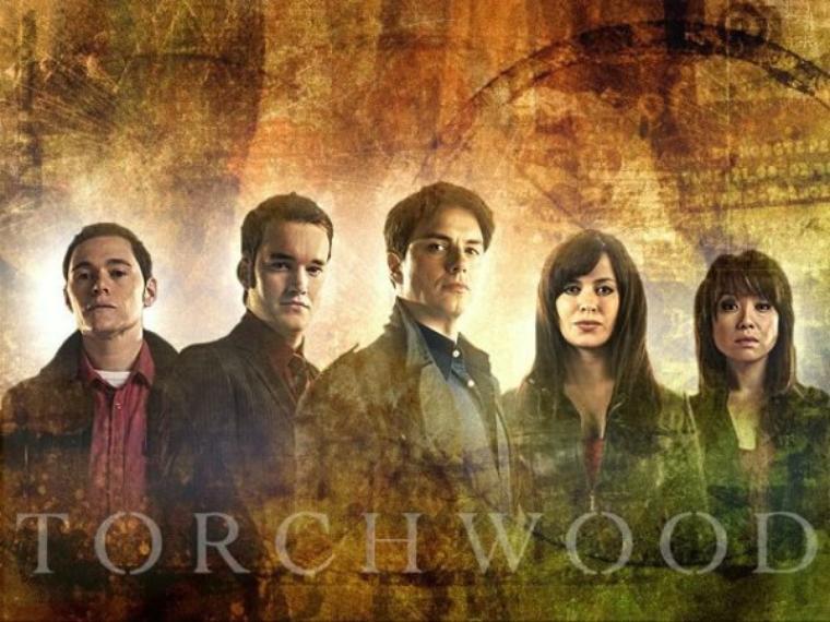 TORCHWOOD la série depuis le début...