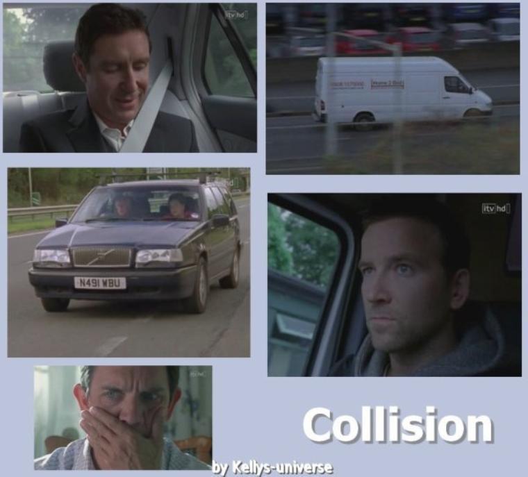 Série Collision ,précisions
