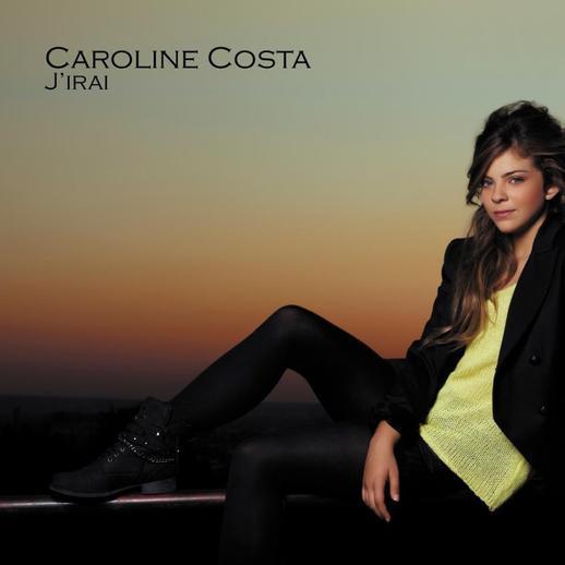 "L'album "" j'irai ""de Caroline Costa.La sortie le 5 MARS 2012"