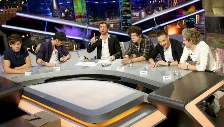 Les boys a el harmugero à Madrid (partie2)
